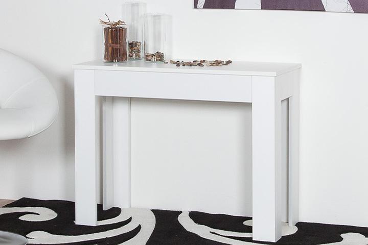 Botte tavolo con vetro - Tavolo vetro allungabile mondo convenienza ...