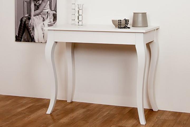 Dipingere un mobile da bianco a marrone for Consolle group design