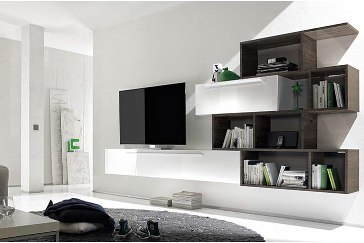 Mobili Da Parete Conforama ~ Design casa creativa e mobili ispiratori