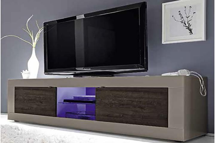 Mobile base porta tv moderno Basic grande 181 sala ...