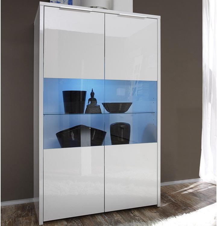 Mobile dispensa cucina moderna idea creativa della casa - Mobile vetrina moderno ...