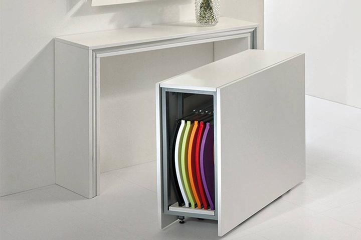 Tavolo da parete richiudibile ikea design casa creativa for Ikea tavolo consolle allungabile